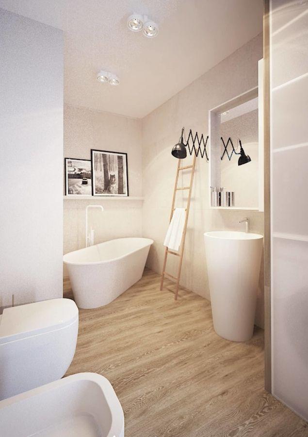 Badezimmer Ideen Holzboden Badezimmer holzoptik, Fliesen