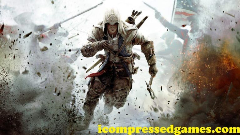 Assassin Creed 3 Highly Compressed Pc Game Free Download Creed Game Assassins Creed Game Uhd Wallpaper Assassin creed hd wallpaper