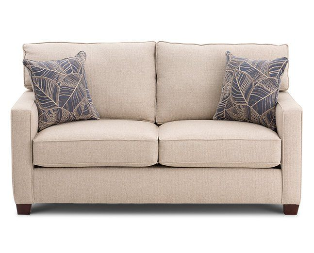 Toscana Loveseat Sleeper Home Decor Living Room Sofa