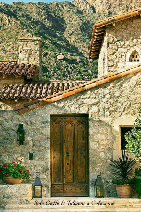 Casa de la Toscana, , Italia Casas de piedra, Casas
