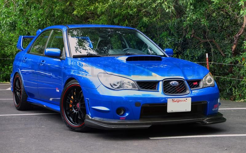 subaru wrx sti picture of 2006 subaru impreza wrx sti. Black Bedroom Furniture Sets. Home Design Ideas