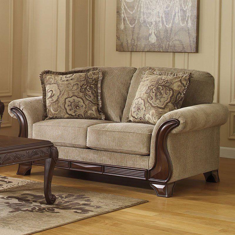 Lanett Barley Loveseat In 2020 Furniture Scandinavian Design Living Room Living Room Designs