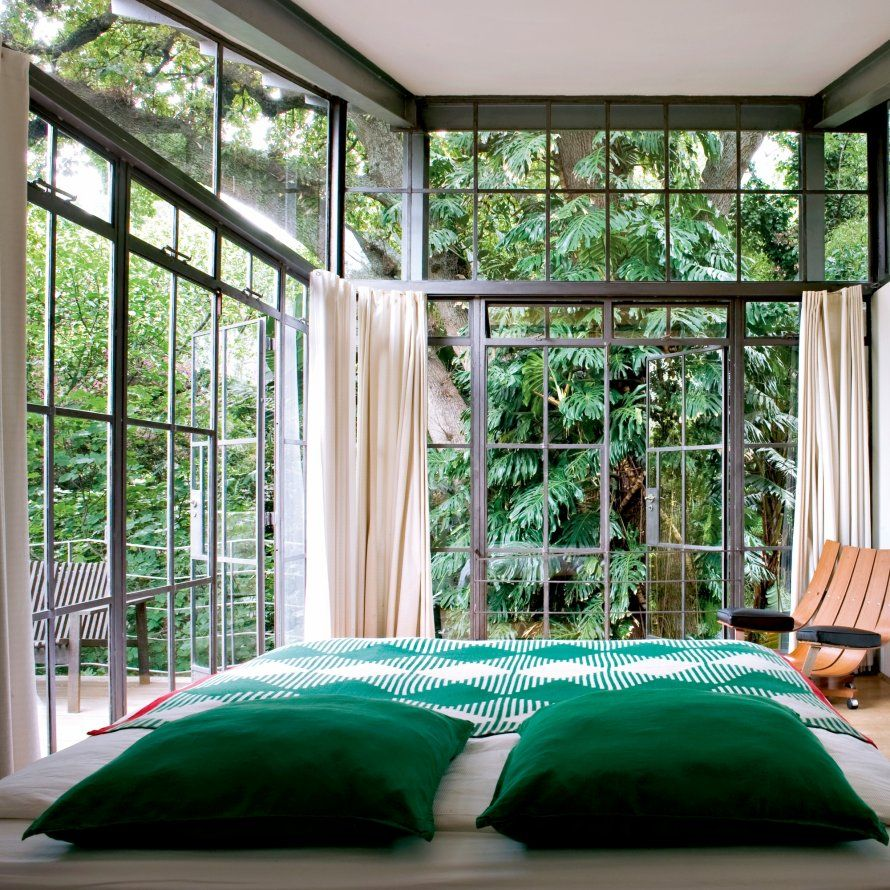 16 Bedroom Decorating Ideas With Exotic African Flavor: Modern African Dwellings (With Images)