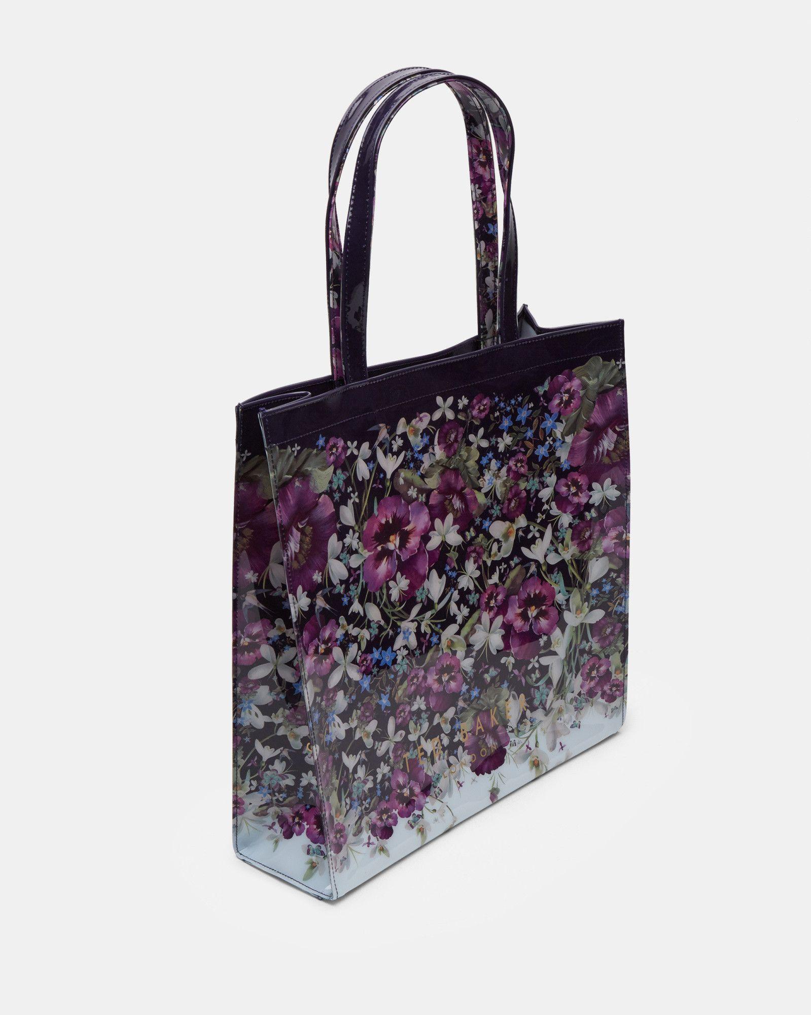 9c77141b5e57 Entangled Enchantment large shopper bag - Navy