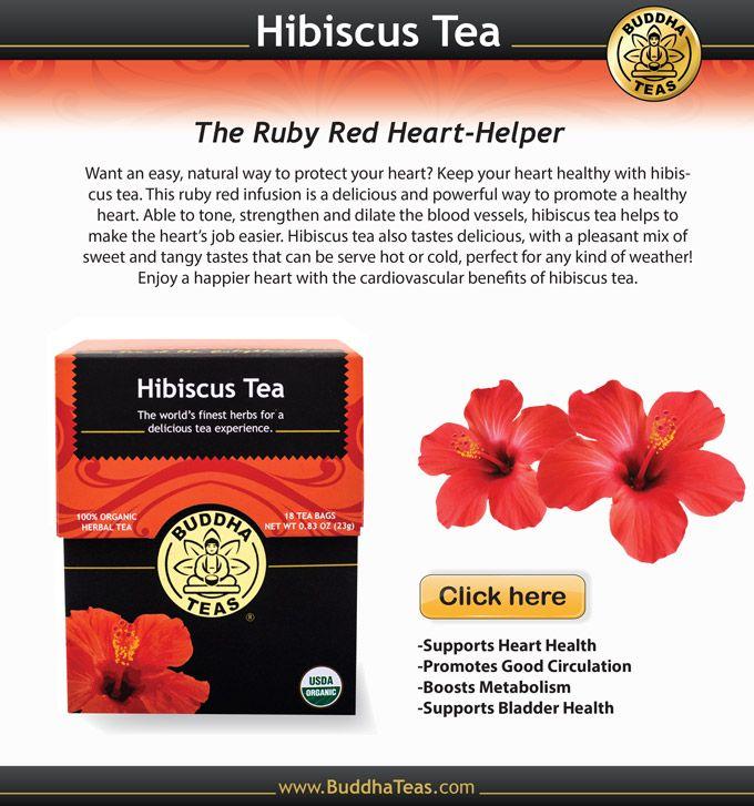 Hibiscus Tea Hibiscus Tea Healthy Teas Healthy Facts