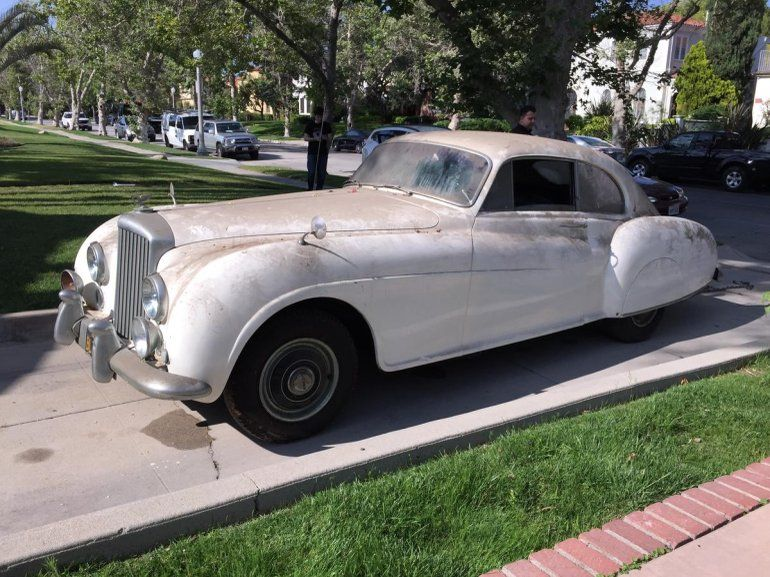 Bentley r type continental for sale