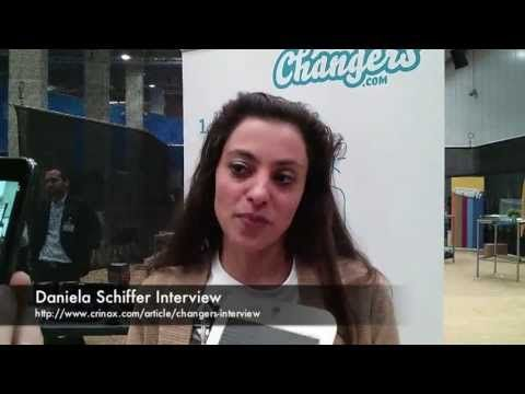 Audio Interview with Daniela Schiffer from Changers.com