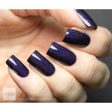 I Love Nail Polish - Cosmic Barney