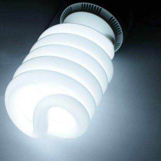 How Compact Fluorescent Lamps  Cfls  Work