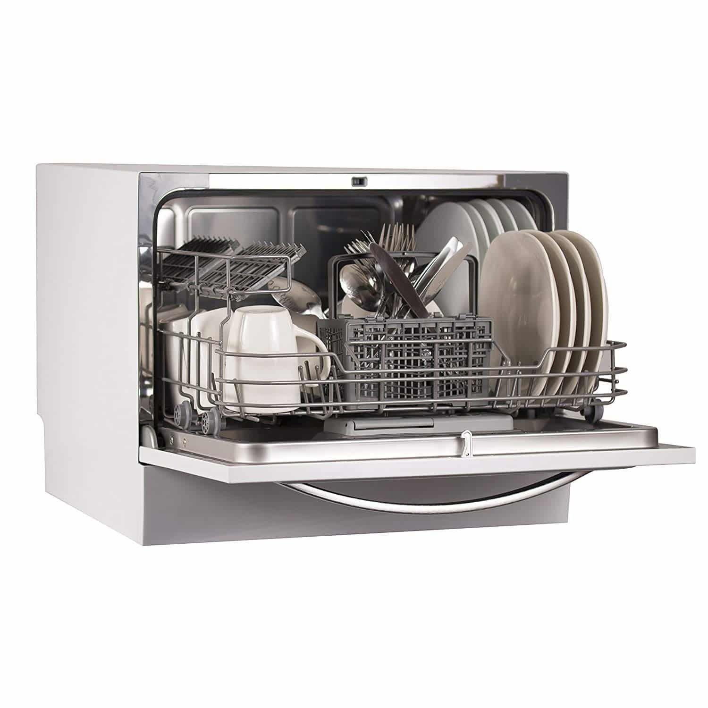 Top 10 Best Countertop Dishwashers In 2020 Reviews Countertop
