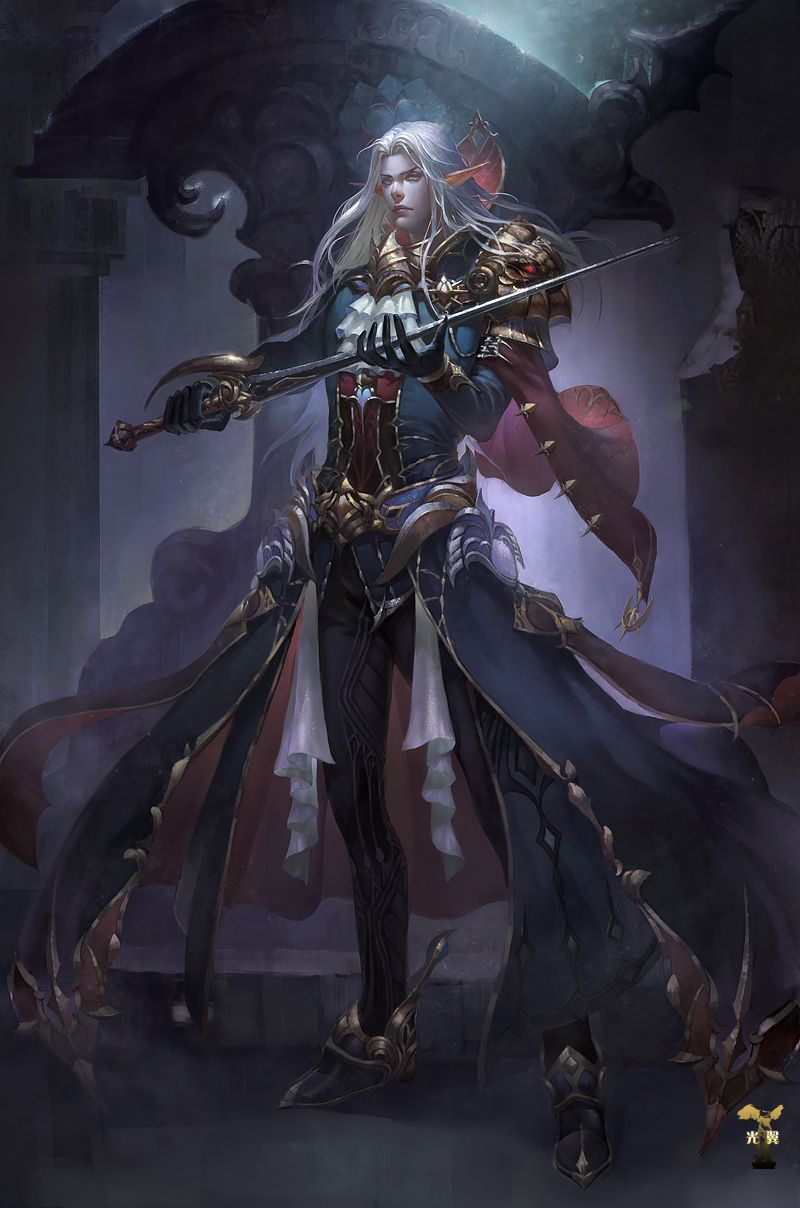 Vampire Lord by gjscho...