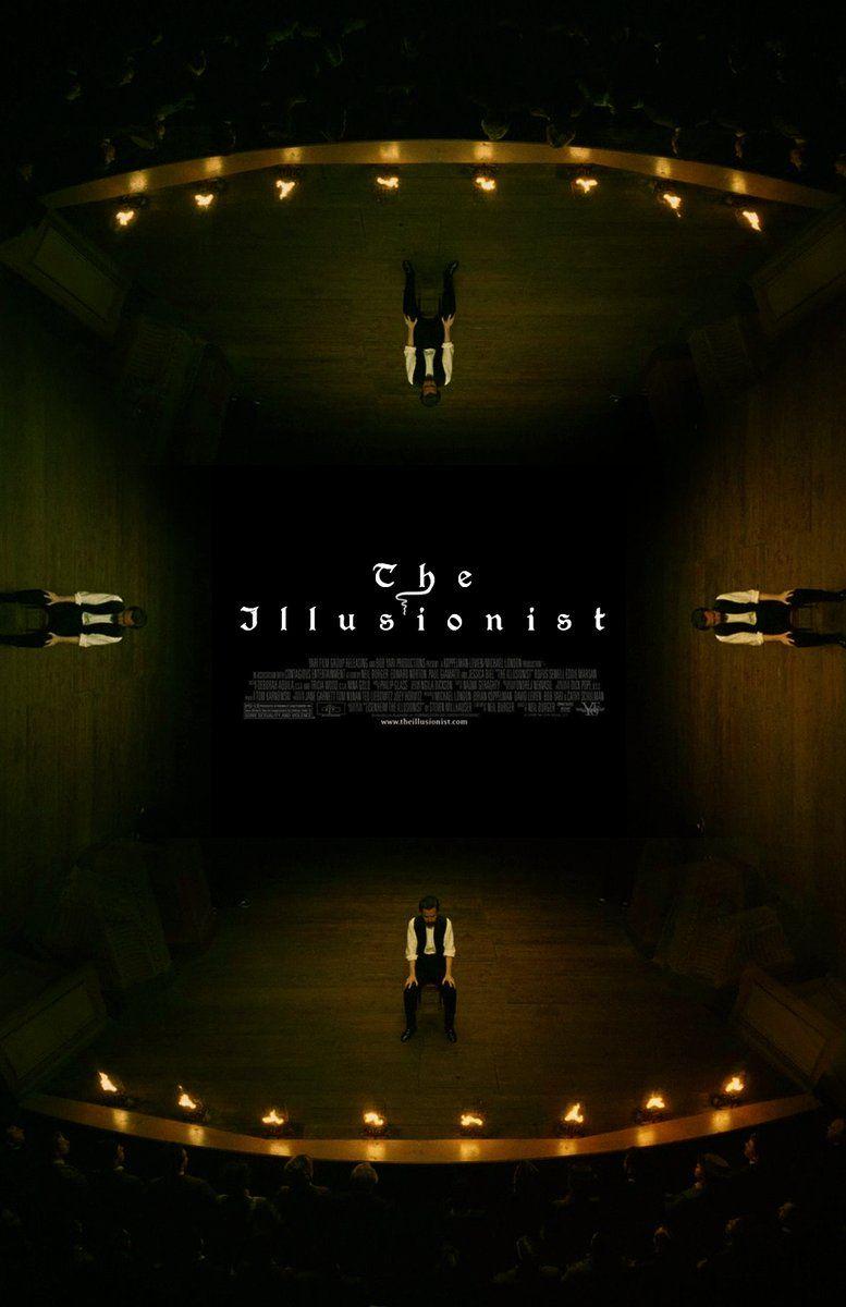 The Illusionist Stream