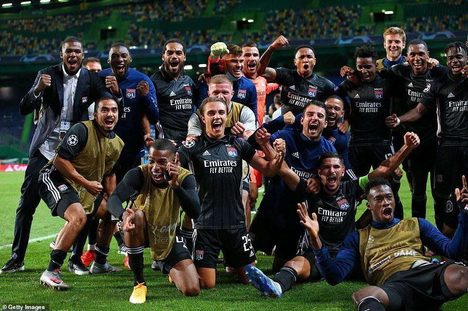 Man city 13 lyon guardiolas men dumped out of champions