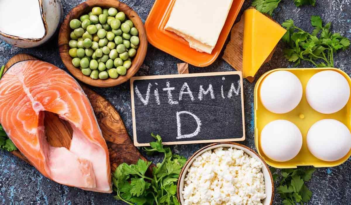 فيتامين د أين يوجد في الغذاء Vitamin D Foods Vitamins Vitamin D