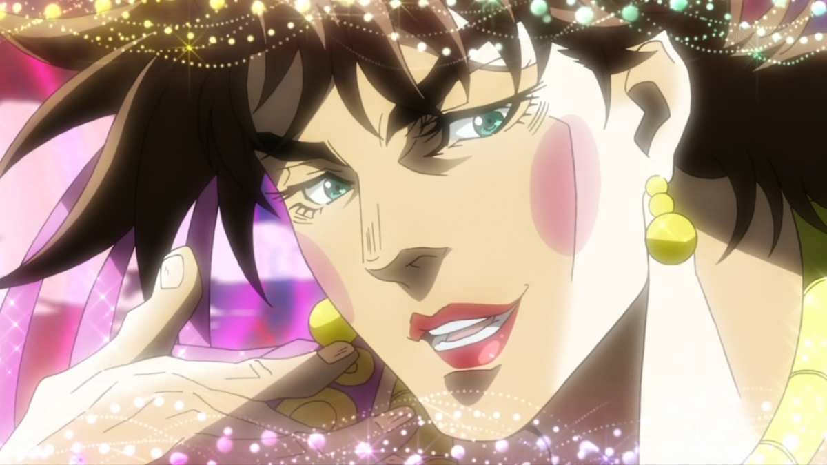 Top 20 Convincing Trap Characters In Anime Jojo Bizarre Jojo S Bizarre Adventure Jojo Bizzare Adventure