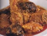 asian food recipes nyonya ayam buah keluak chicken in black nut curry