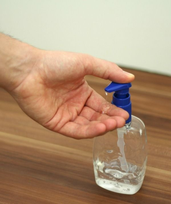 Removing Hand Sanitizer Stains On Wood Hand Sanitizer Cleaning