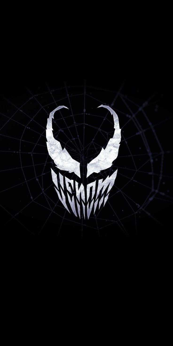 Amazing Wallpaper Web Of Venom Minimal Venom Art 10802160 Wallpaper Venom Art Venom Venom Comics