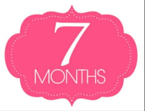 One week away from our 7 month anniversary!!! YAY US