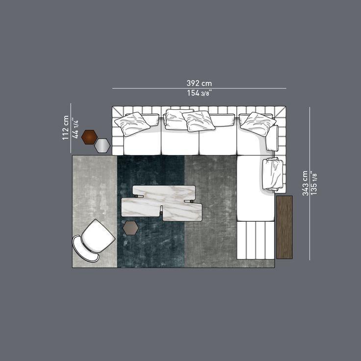 Image Result For Minotti Plan Minotti Furniture Livingroom Layout Interior Decorating Dining Room