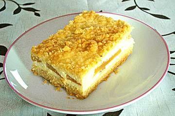 Quark-Streusel-Kuchen (Blech)