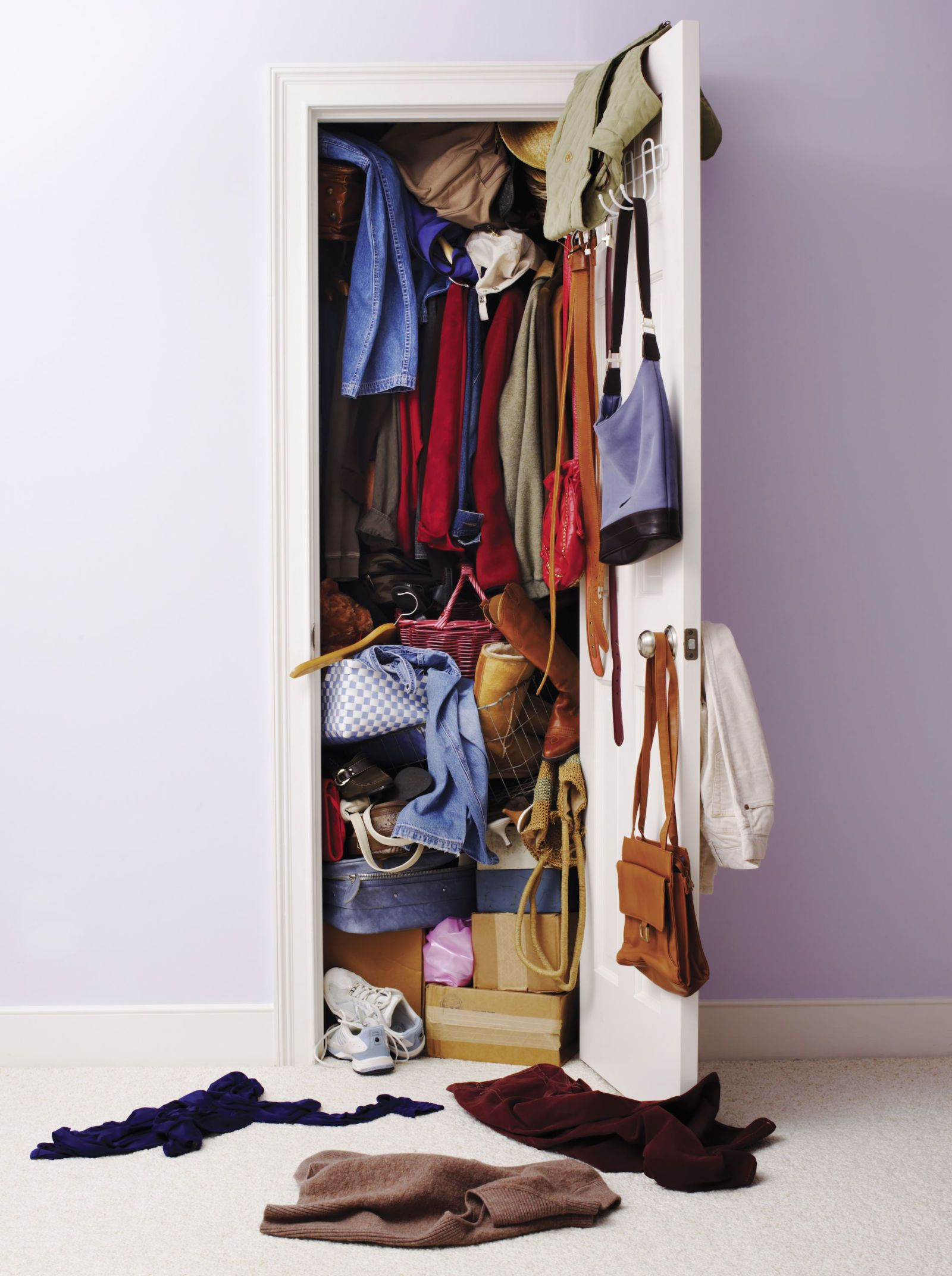 Care To Get Rid Of Clutter? First, Determine What Kind Of Clutterer You Are