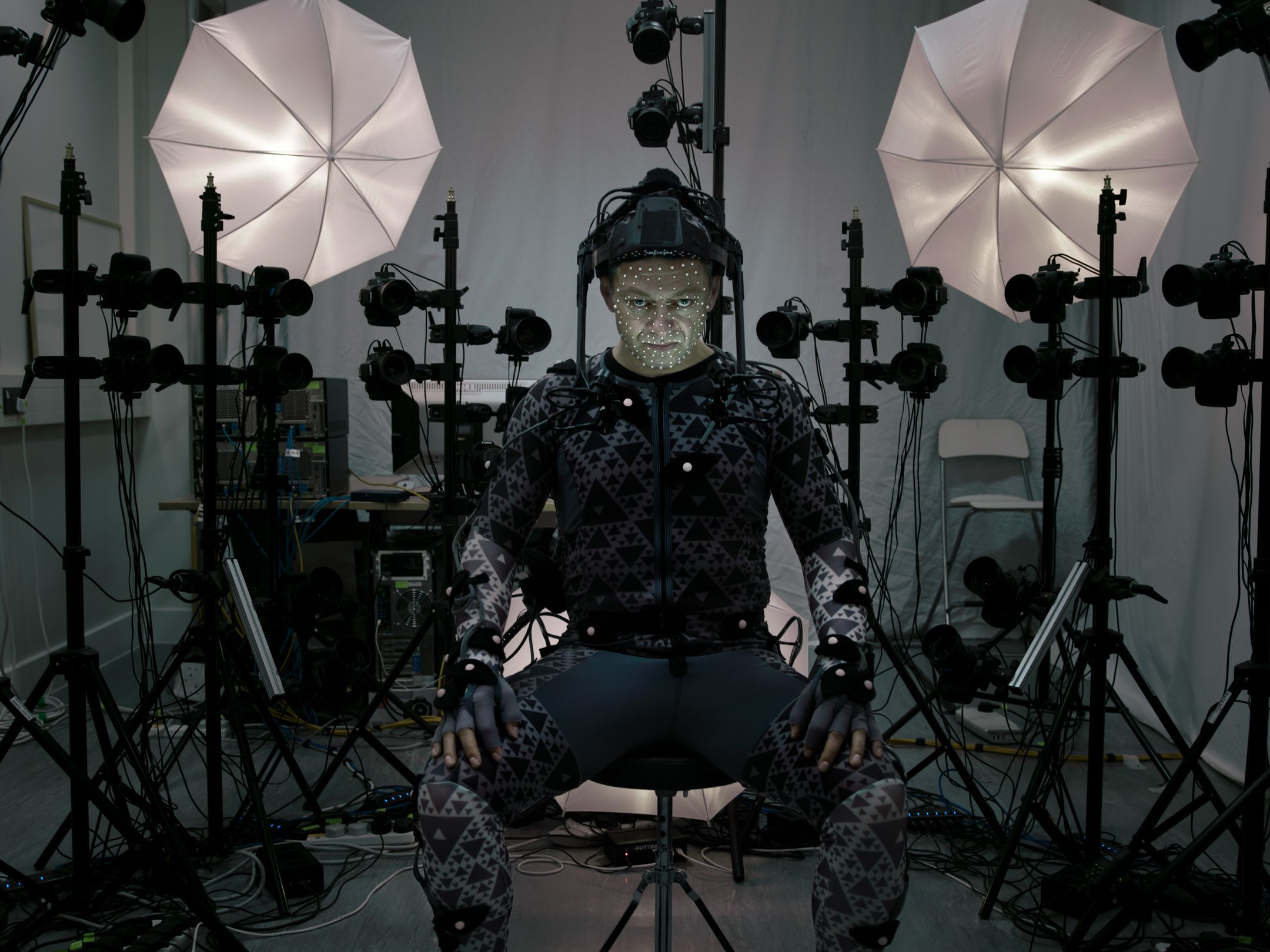 Star wars 7 on conna t enfin le personnage d 39 andy serkis cinema star wars characters - Personnage star wars 7 ...