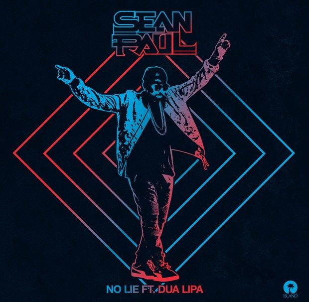 Sean Paul No Lie Artwork Sean Paul Sean Paul Songs Lipa