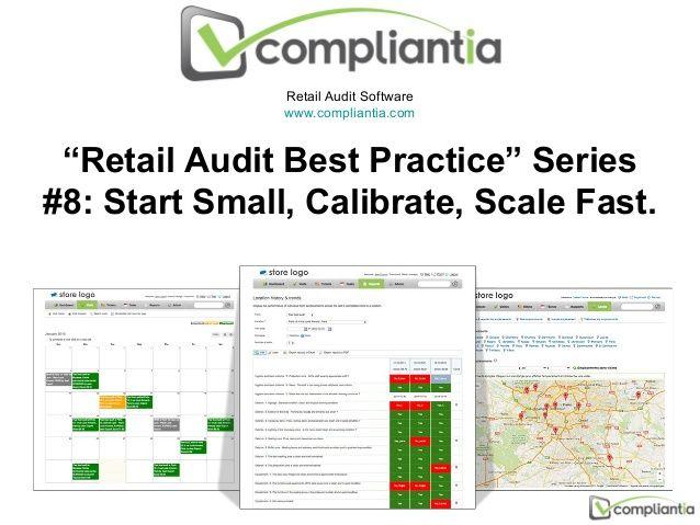 Retail Audit Software WwwCompliantiaCom Retail Audit Best