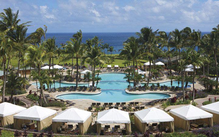 Maui Hotels Theritzcarlton Kapalua Hawaii Travel