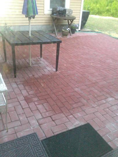 home depot pavers concrete pavers