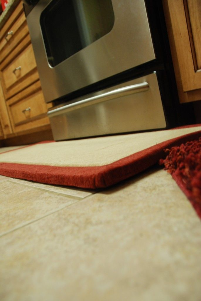Kohls Memory Foam Thickness Kitchen Rug 24 99 Kitchen