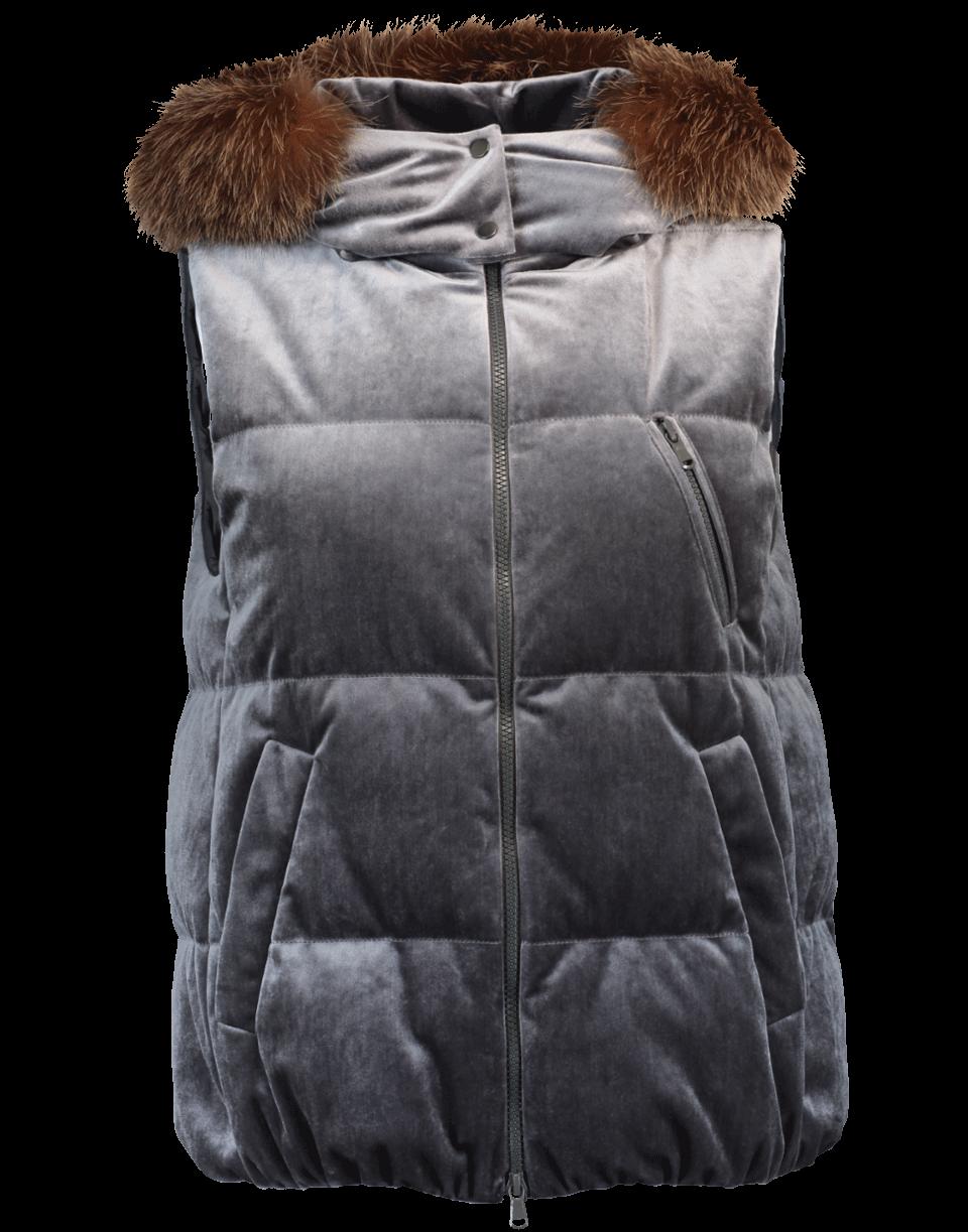 BRUNELLO CUCINELLI Puffer Vest.  brunellocucinelli  cloth  vest ... 58bacdeab3b12