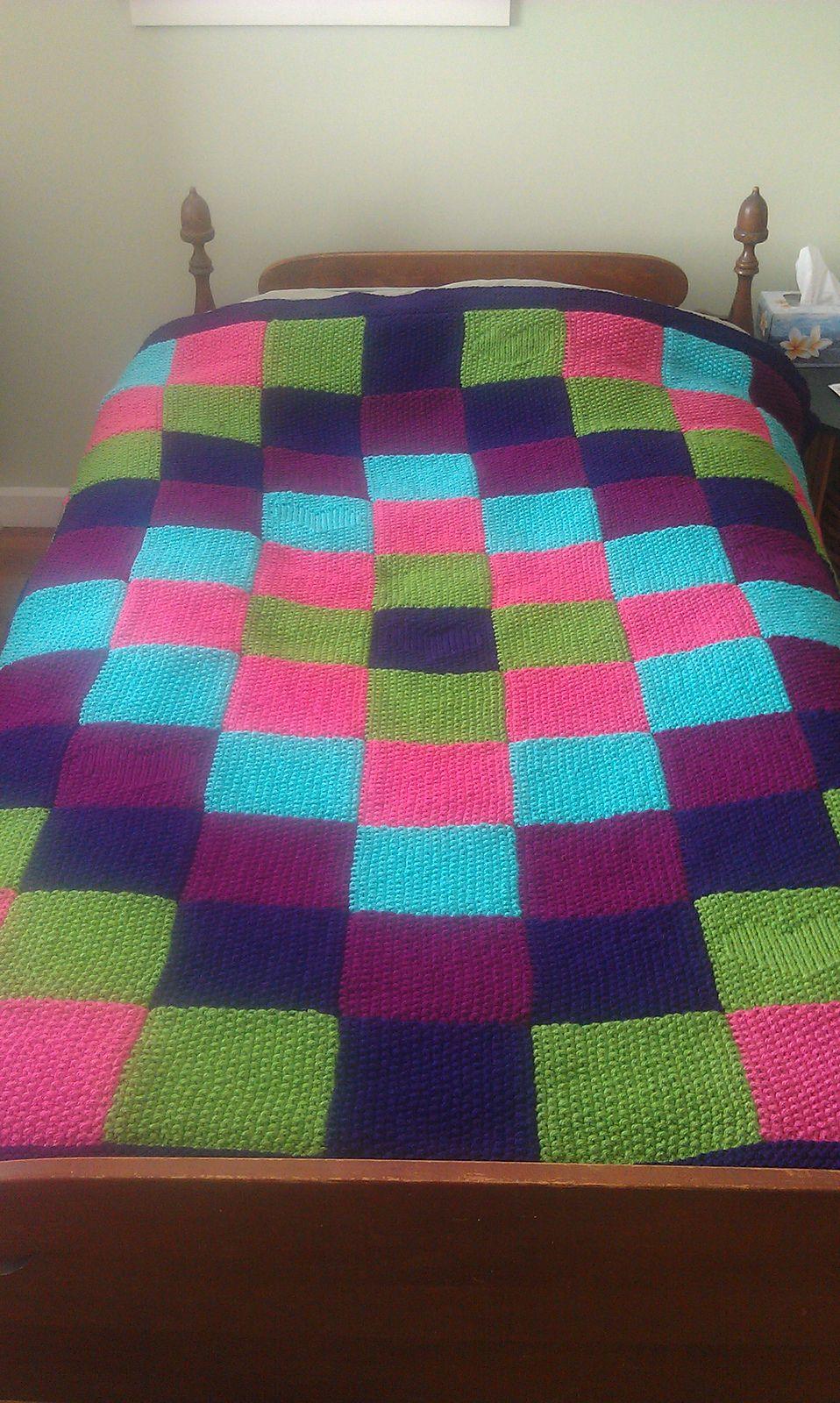 Ravelry: Jennie's Wedding Afghan pattern by Rebecca Norton