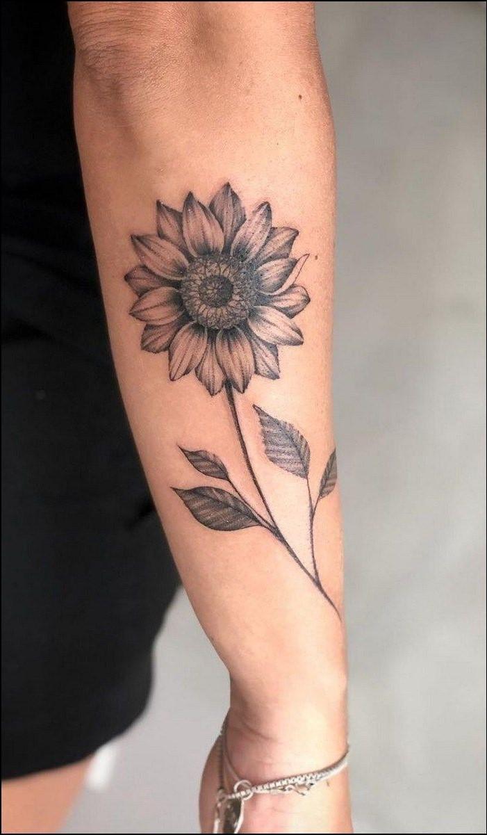 40 idées de tatouage de fleurs. Quelle est leur si