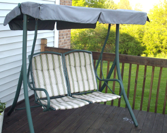 Courtyard Creations Replacement Canopy Rus4590