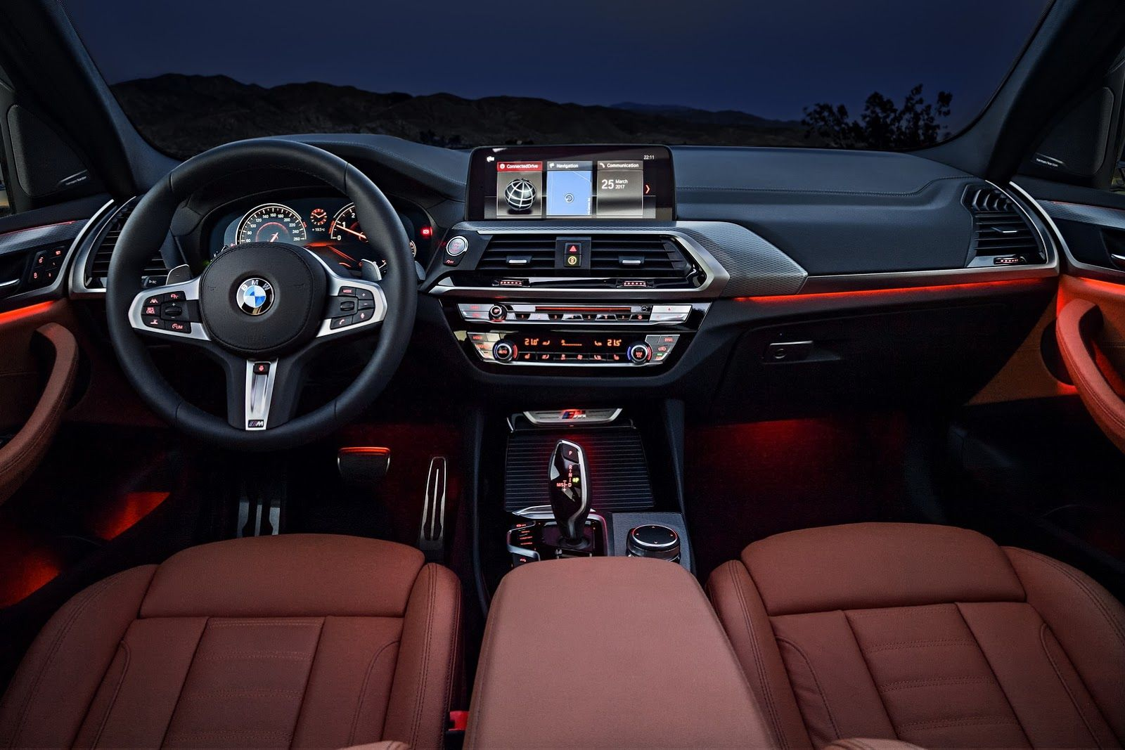 Bmw Launches Tech Savvy 2018 X3 Gets M40i Performance Model 109