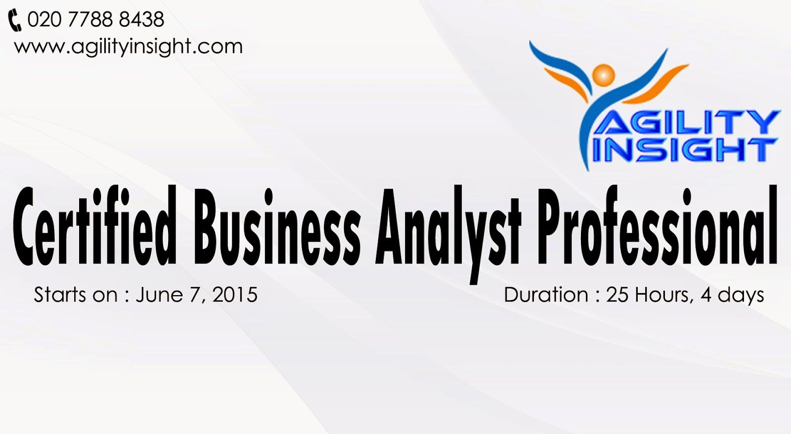 Business Process Modelling Courses Certified Business Analyst