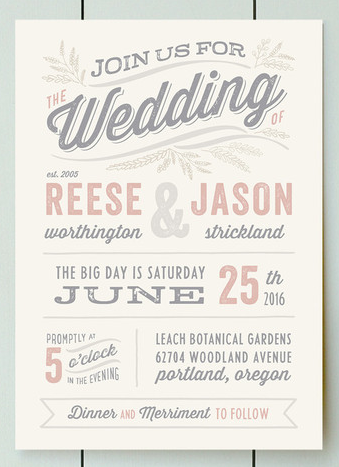 rustic charm wedding invitiations http://rstyle.me/n/qr4ywpdpe