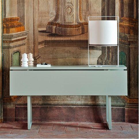 Immagine di CAESAR tavolo/consolle allungabile in legno laccato ...
