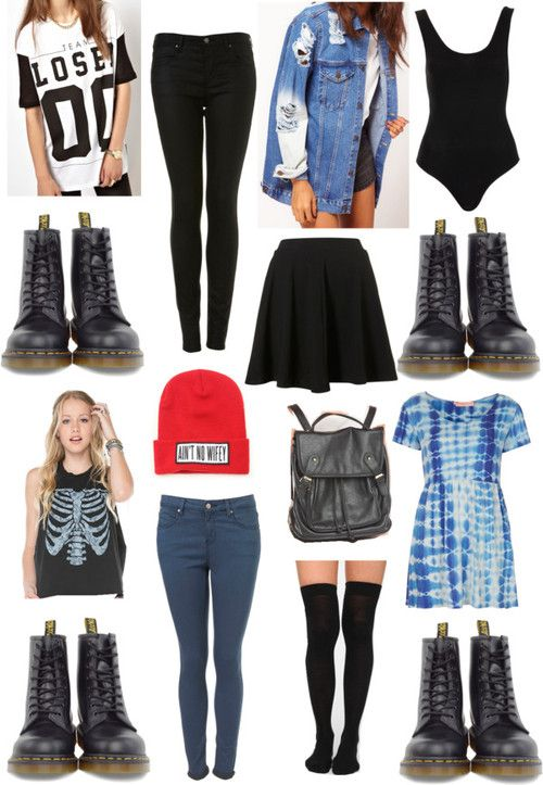 Doc Martin outfit ideas