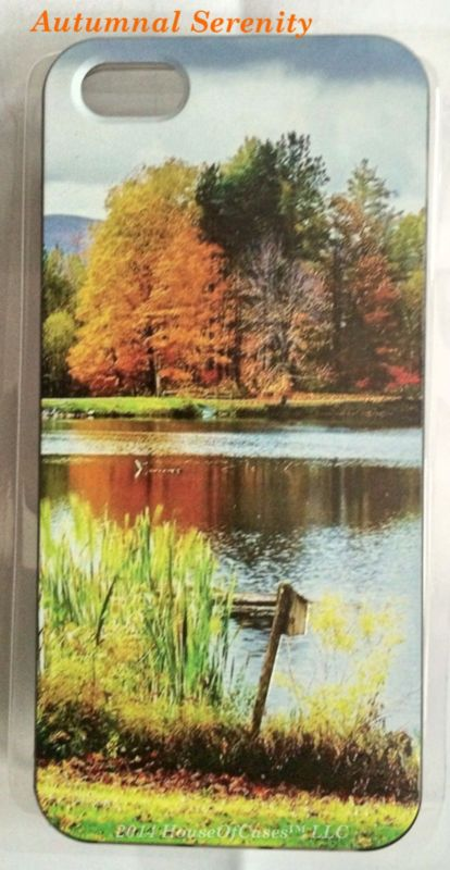 HouseOfCases™ Autumnal Serenity iPhone 5 Case