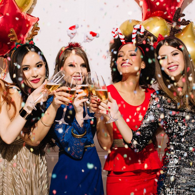 These Festive New Year's Instagram Captions Will Get You