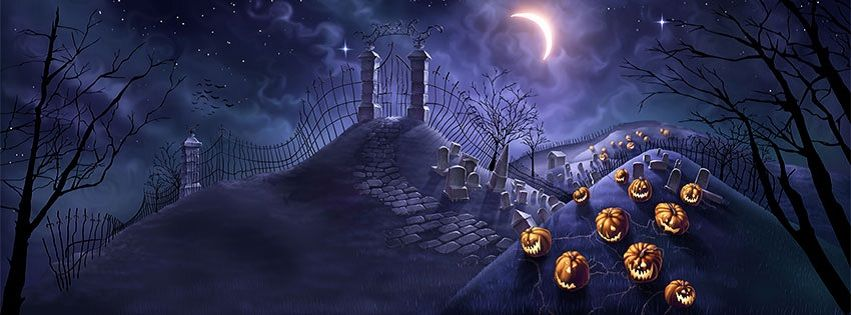 17 Best images about Facebook Covers ~ Halloween on Pinterest ...