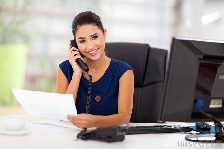 Business needs administrative assistant this ia a va