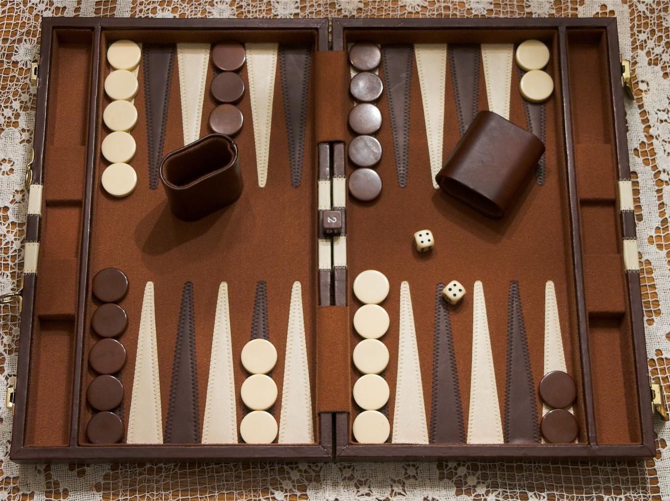 Jamaican Gambling How To Play Backgammon Old Board Games Board