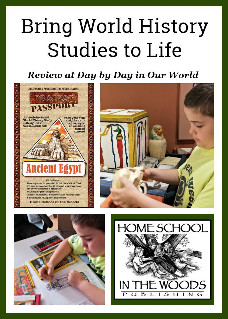Photo of World History Studies Come Alive for Ancient Egypt