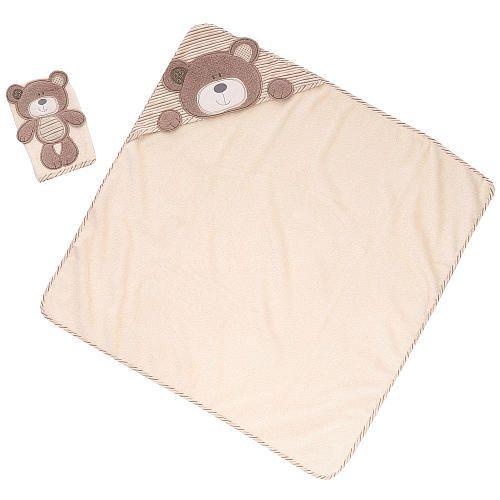 Mamas /& Papas Hooded Towel Pink Soft Baby Towel Millie /& Boris Rabbit