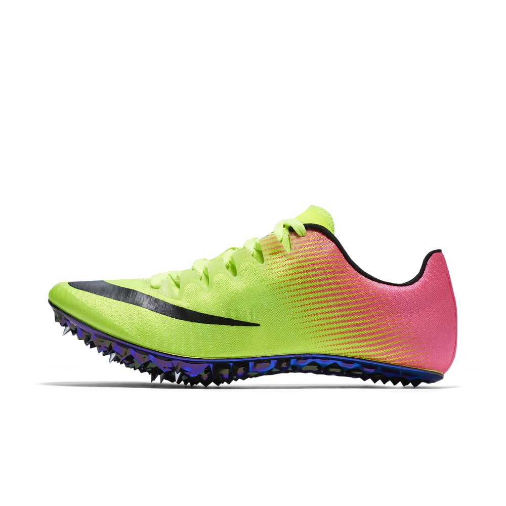 3fe4eb25f074c Nike Superfly Elite Racing Spike Size 10.5 (Yellow)