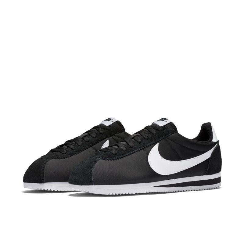 2bc66714674 Nike Classic Cortez Nylon Unisex Shoe - Black